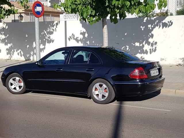 Mercedes-Benz Clase E avantgarde