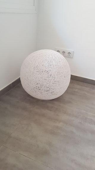 Lámpara globo