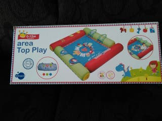Baby Fitness Top Play