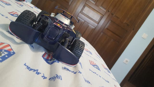 coche Rally teledirigido