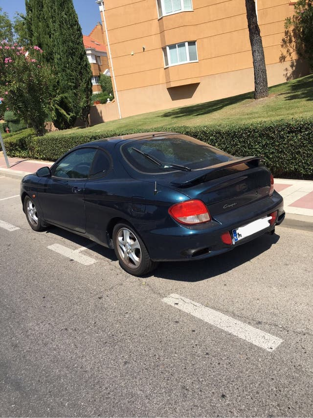 Hyundai Coupe 2.0I FX XPLOD