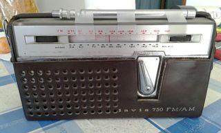 radio antigua lavis 750