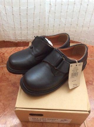Zapatos cole 32