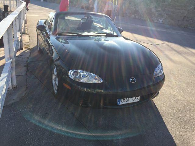Mazda MX5 2003, con 19000 km reales. Muy Cuidado.