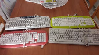 Ordenador teclados