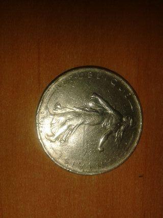 moneda francesa antigua