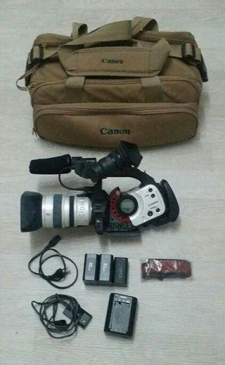 Videocámara Canon XL1S
