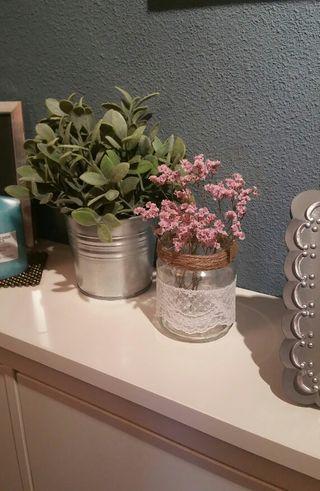 frascos jarrones decorativos