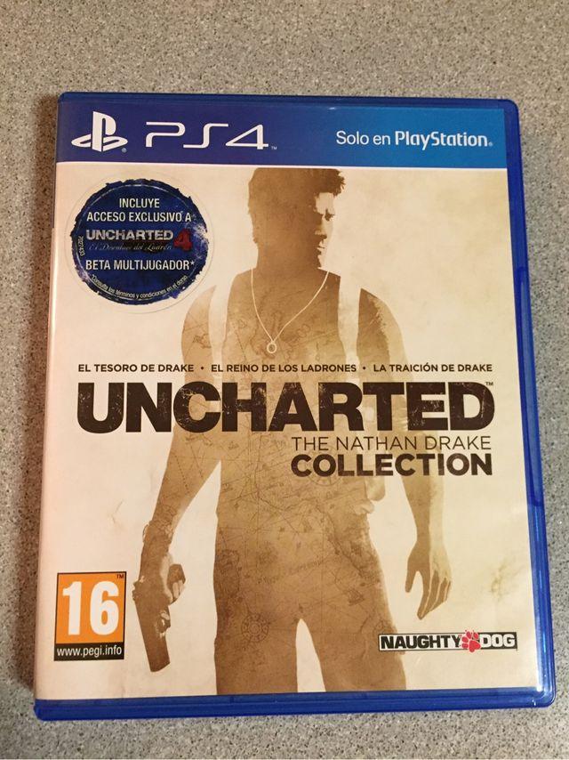 Uncharted Nathan Drake