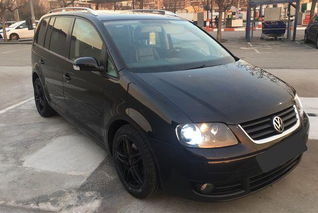 Volkswagen Touran 2.0 DE 7 PLAZAS