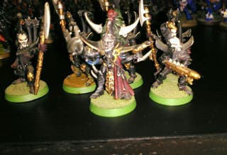 eldars oscuros warhammer 40 k