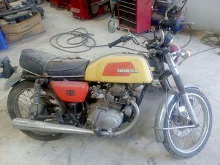 honda cb 125 k 1972