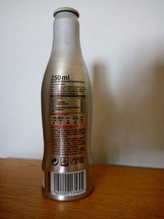 Botella Coca-Cola light edición limitada ARCO 2012