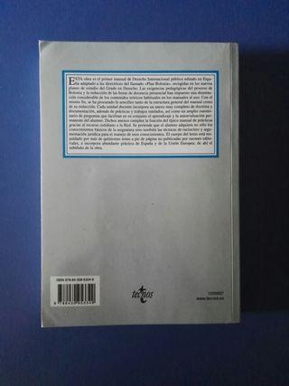 libro derecho internacional público