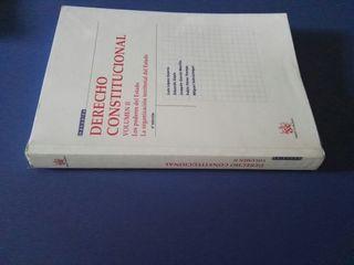 Manual derecho constitucional