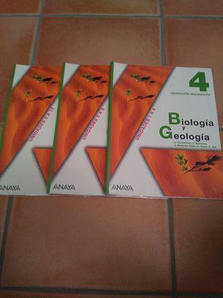 Biologia y Geología 4 2 Mano