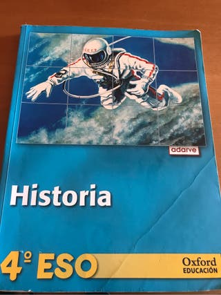 Historia , 4 ESO, oxford