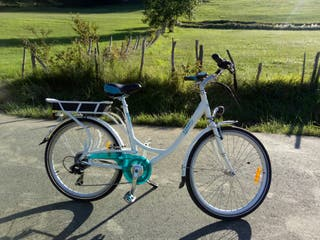 Bicicleta eléctrica B'ebike