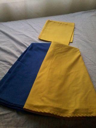 faldas de mesa camilla