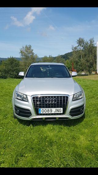 Audi Q5 2009 Off Road