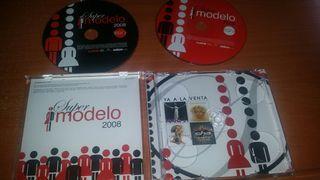Supermodelo 2008 CD
