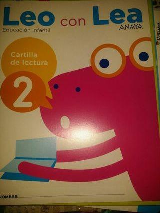 cartilla de lectura infantil N.2