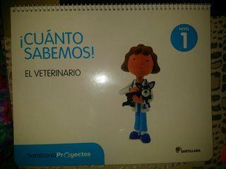 libro infantil ¡CUANTO SABEMOS!