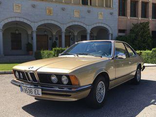 BMW 633 CSI E24 Serie 6 1981