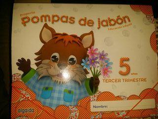 libro infantil POMPAS DE JABON