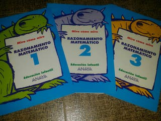 libro infantil matemáticas