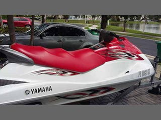Asiento moto agua yamaha vx