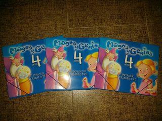 libros infantil MAGOS Y GENIOS