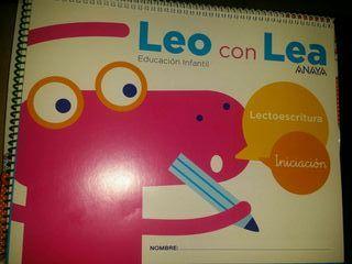libro infantil LECTOESCRITURA
