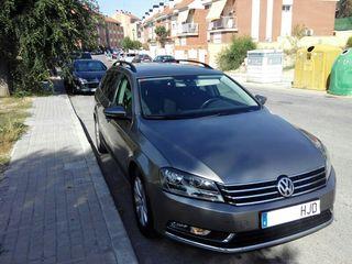 Volkswagen Passat Variant Advance 2012 140 cv