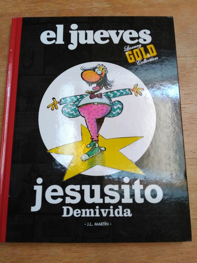 Revista El Jueves. Jesusito Curro Córner Mendrugos