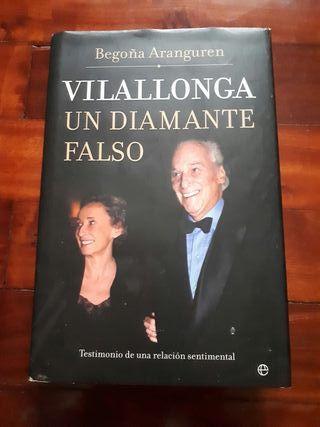 """Libro """"Villalonga un diamante falso"""""""