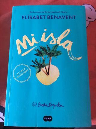 Libro Mi Isla