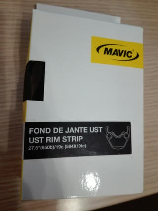 "Fondo de llanta mavic tubeless 27'5"""