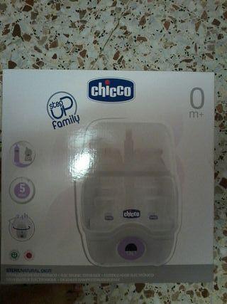esterilizador electrico digital chicco step up