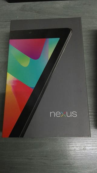 Tablet Nexus 7 asus