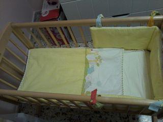 mini cuna mothercare