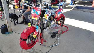 pit bike Minimotard LXR TB-160