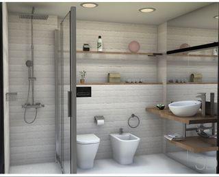 Diseño baños 3d, asesoramiento/orientación de obra