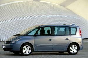 Renault space despiece 2.2dci