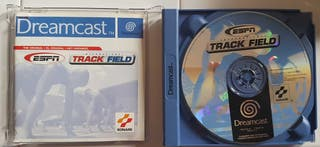 INTERNATIONAL TRACK AND FIELD DREAMCAST