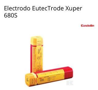 SOLDADURA INOXIDABLE ( Eutectrode xuper 680s )