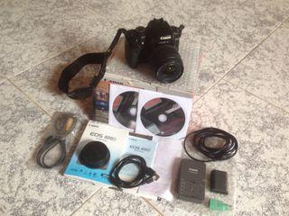 Canon EOS 400D EF-S 18-55 Kit