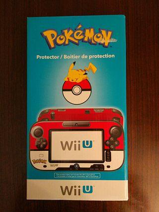 protector gamepad Nintendo wii u