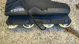 Patines en linea agresivos realm skate talla 40