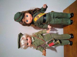Muñecas soldado